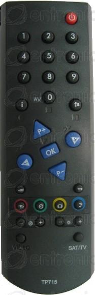 Дистанционно управление GRUNDIG TP715