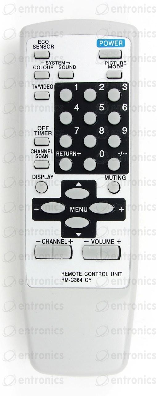 Дистанционно управление JVC RM-C364