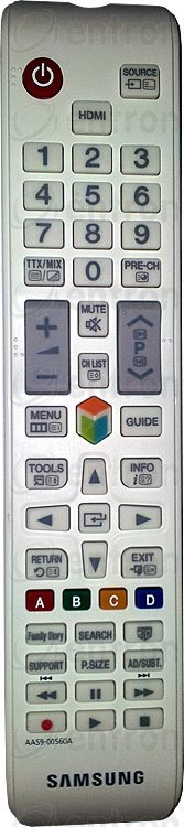 Дистанционно управление SAMSUNG AA59-00560A